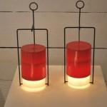 Paire de Lampes à contre-poids de Arredoluce