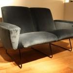 Canapé de Geneviève Dangles, Edition Burov, 1950