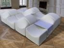 Canapé modulaire Asmara de Bernard Govin