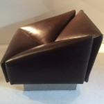 Rare fauteuil Diabolo de Bernard Govin