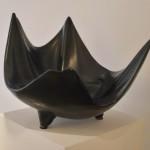 Grande coupe céramique de Roger Capron