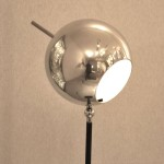 Lampadaire modèle 1082 de Gino Sarfatti