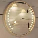 Miroir Eclairant de Gino Sarfatti edition Arteluce