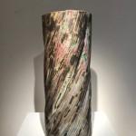 Vase rouleau n 5 de Mireille Moser