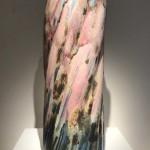 Vase rouleau n 6 de Mireille Moser