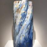 Vase rouleau n 7 de Mireille Moser