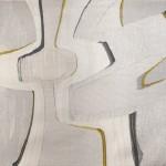 Tapisserie Silence Blanc de Danièle Raimbault Saerens