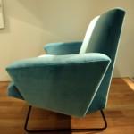 Rare canapé de Geneviève Dangles, Edition Burov, 1950