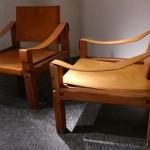 Paire de fauteuils de Pierre Chapo, 1960