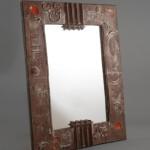 Grand miroir de Gilbert Portanier