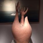 Sculpture céramique No. 15 de Brigitte Tansini