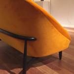 Deux sofas model 115 de Theo Ruth, édition Artifort